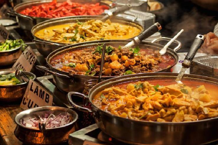 Tradycyjne indyjskie smaki
