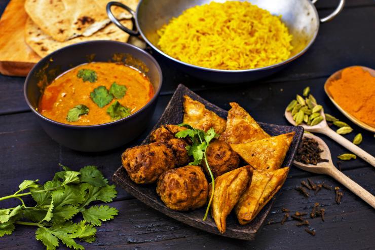 Kulinarna mapa Indii